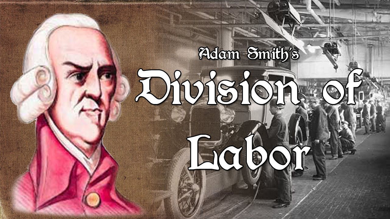 the division of labor We present a model that links the division of labor and economic growth with the  division of wealth in society when capital market imperfections restrict the.