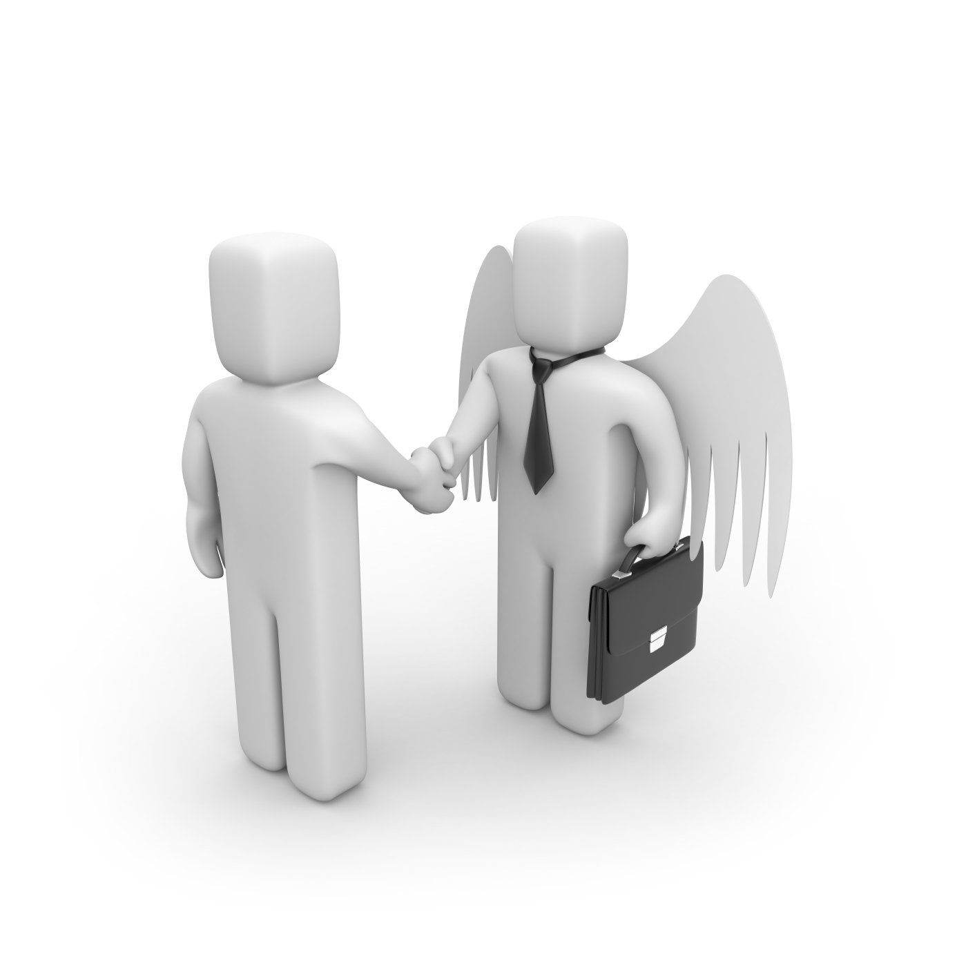 Why You Must Think Like a Business Angel