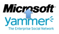 Microsoft acquire Yammer