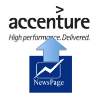 accenture to acquire NewsPage
