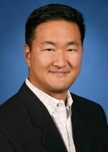 Michael Park, corporate vice president, Server and Tools Division for Microsoft