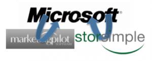 Microsoft Acquire StorSimple & MarketingPilot