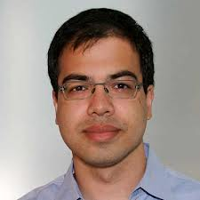 Sanjit Biswas, co-founder and CEO of Meraki
