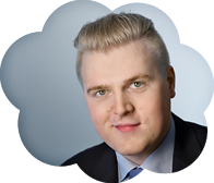 Aleksi Partanen, CEO of Nervogrid.