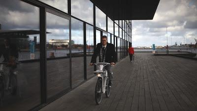 GoBike launch in Copenhagen