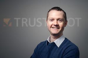 Peter Mühlmann, CEO, Trustpilot