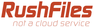 Rushfiles file sharing service