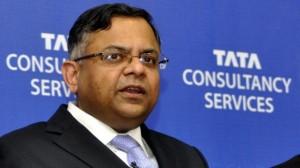 N Chandrasekaran, TCS, CEO