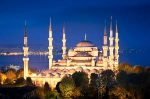 Istanbul Moske