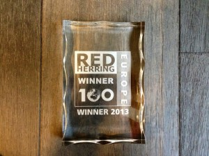 Falcon Social win at Red Herring 2013