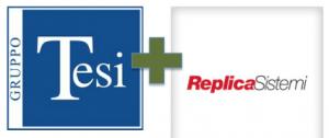 Gruppo Tesi & Replica Sistemi join forces