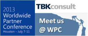 Meet TBK Consult at WPC 2013