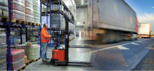 Transport and warehouse management software