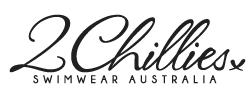 2 Chillies Swimwear Australia