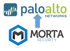Palo Alto Acquires Morta Security