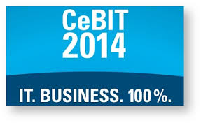 The UK is CeBit's 2014 partner