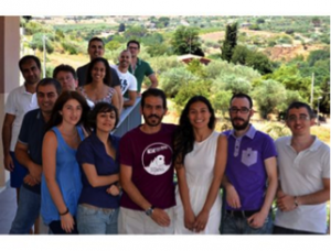 The Edisonweb team in Sicily