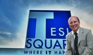 Tesisquare President & CEO Mr. Giuseppe Pacotto