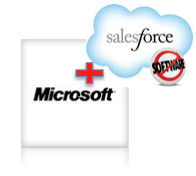 Microsoft and Salesforce join forces