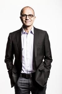 Satya Nadella Chief Executive Officer, Microsoft