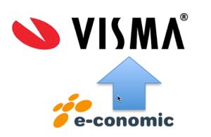 e-conomic to Visma