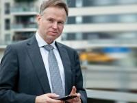 Øystein Moan, CEO, Visma