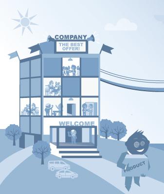 Asymmetric Company