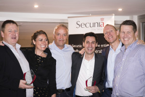 secunia partner conference 2015 awards