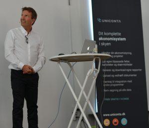 Erik Damgaard (photo: Kirsten Uglebjerg)