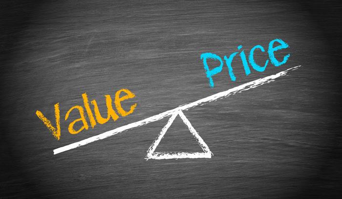「value price」の画像検索結果