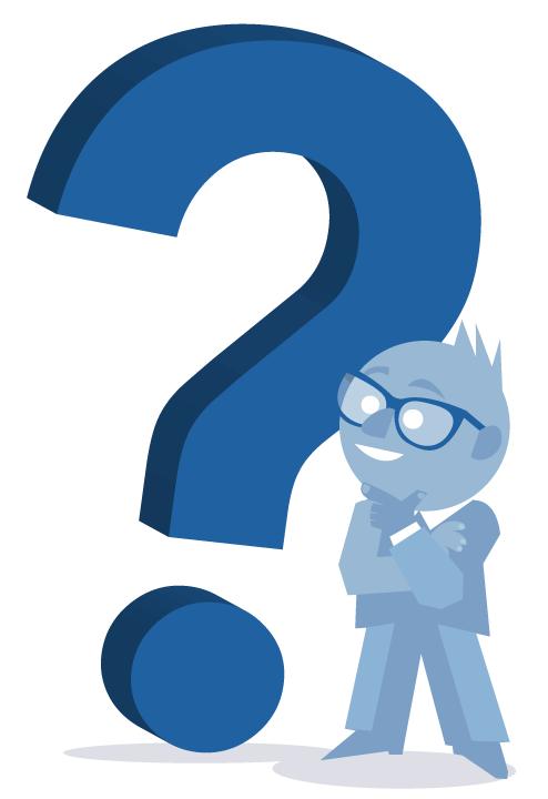 Questionmark Portrait