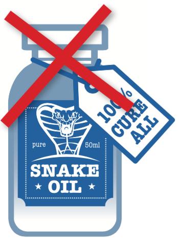 Snake Oil dead