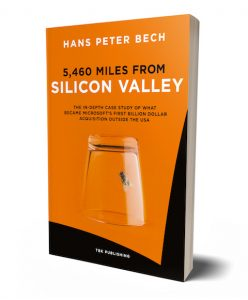 "<p>""5,460 Miles from Silicon Valley"" is the new English title of the business biography ""From Damgaard to Microsoft."" Get the book at a reduced price. When I set out to write the book ""Fra Damgaard til Microsoft"" (From Damgaard to Microsoft) in Danish, I also decided that it should later be translated and published in […]</p> <p>The post <a rel=""nofollow"" href=""https://tbkconsult.com/5460-miles-from-silicon-valley-coming-soon/"">5,460 Miles from Silicon Valley – A Book About Entrepreneurship</a> appeared first on <a rel=""nofollow"" href=""https://tbkconsult.com/"">TBK Consult</a>.</p>"