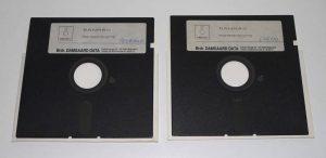 Danmax, floppy disk